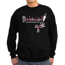Bridesmaid Last Fling Sweatshirt