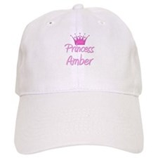 Princess Amber Baseball Cap