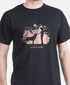 Jacob & Bella (Pink) T-Shirt