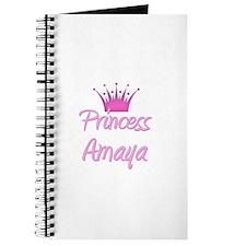 Princess Amaya Journal