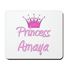 Princess Amaya Mousepad