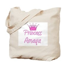 Princess Amaya Tote Bag