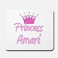 Princess Amari Mousepad