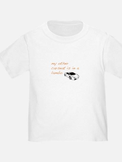 lamboshirt T-Shirt