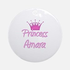 Princess Amara Ornament (Round)