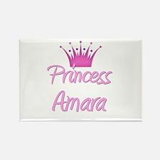 Princess Amara Rectangle Magnet