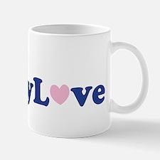 Lefty Love Mug
