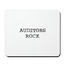 AUDITORS  ROCK Mousepad