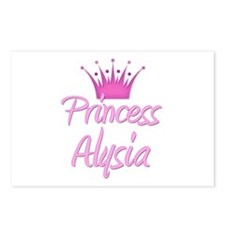 Princess Alysia Postcards (Package of 8)
