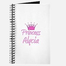 Princess Alycia Journal