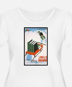 A Year of Good Reading T-Shirt