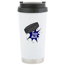 'PUCK' ALS Travel Mug