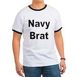 Navy Brat (Front) Ringer T
