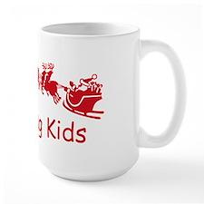 Caroling Kids Mug