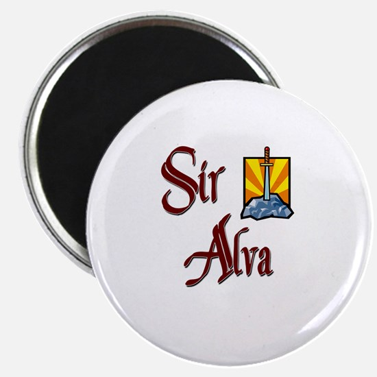 Sir Alva Magnet