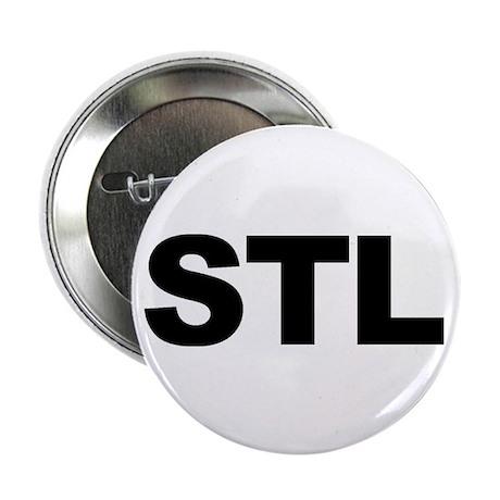 """STL (ST. LOUIS) 2.25"""" Button (10 pack)"""