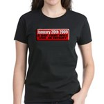 Inauguration 2009 Women's Dark T-Shirt