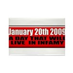 Inauguration 2009 Rectangle Magnet (10 pack)