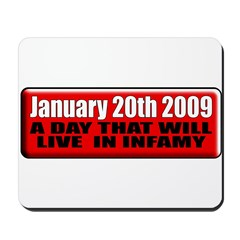 Inauguration 2009 Mousepad