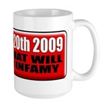 Inauguration 2009 Large Mug