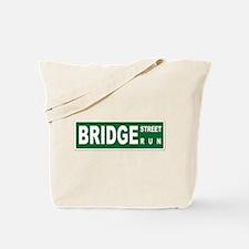 Bridge St Run - Tote Bag