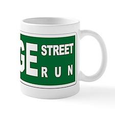 Bridge St Run - Mug