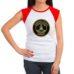 Riverside Corrections Women's Cap Sleeve T-Shirt