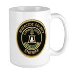 Riverside Corrections Large Mug