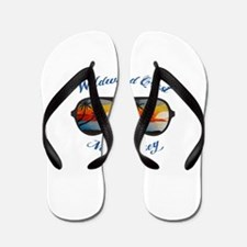 New Jersey - Wildwood Crest Flip Flops