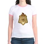 Pasadena FD Jr. Ringer T-Shirt