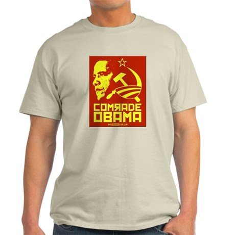 Comrade Obama Light T-Shirt