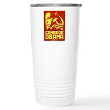 Comrade Obama Travel Mug
