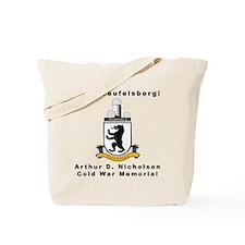 Save Teufelsberg! Tote Bag
