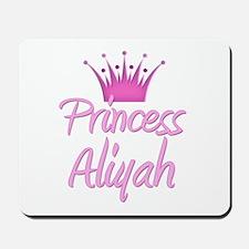 Princess Aliyah Mousepad