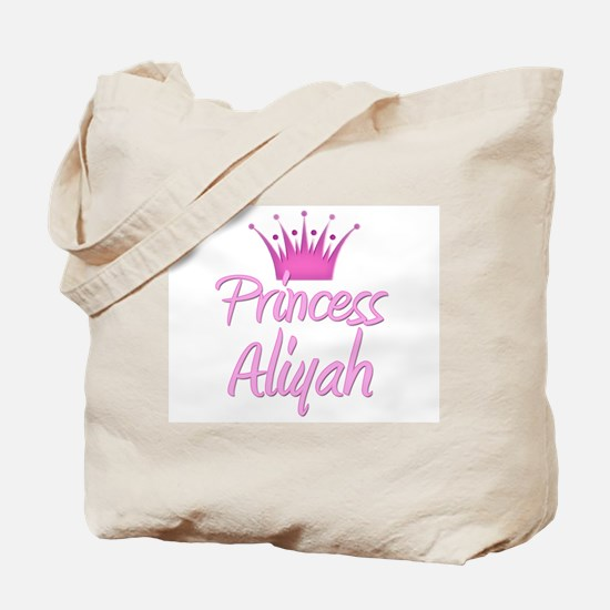 Princess Aliyah Tote Bag