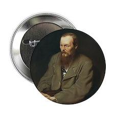 """Fyodor Dostoevsky 2.25"""" Button"""