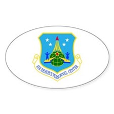 Reserve Personnel Oval Decal