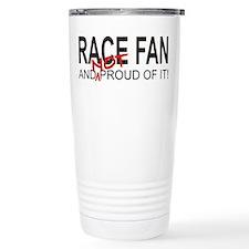 NOT Proud Race Fan Travel Mug