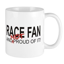 NOT Proud Race Fan Mug