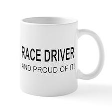 Proud Race Driver Mug