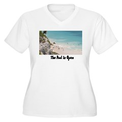 The Pool is Open T-Shirt