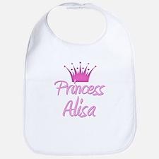 Princess Alisa Bib