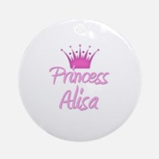 Princess Alisa Ornament (Round)