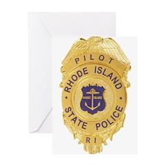 Rhode Island Pilot Greeting Card