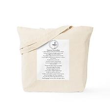 """Unitarian Universalism Is"" Tote Bag"