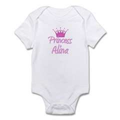 Princess Alina Infant Bodysuit