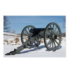Cannon at Gettysburg Postcards (Package of 8)