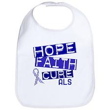Hope Faith Cure ALS Bib