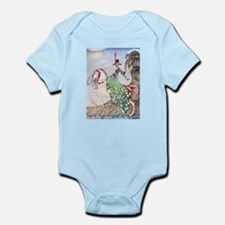 Kay Nielsen Princess Infant Bodysuit