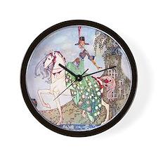 Kay Nielsen Princess Wall Clock